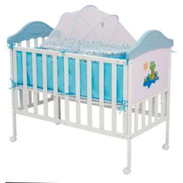 Кроватка детская Babyhit Sleepy Compact (blue)
