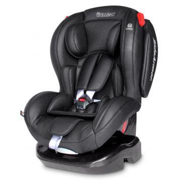 Автокресло Welldon Royal Baby 2 SideArmor & CuddleMe (regal duke black)