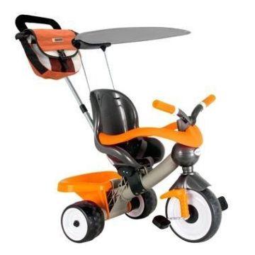 Трехколесный велосипед Coloma Comfort Angel Aluminium Orange