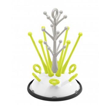 Сушилка для бутылочек Beaba Tree Draining Rack Neon