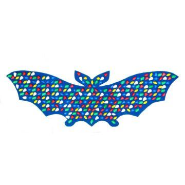 Массажный коврик Onhillsport Летучая мышь 140х50 см
