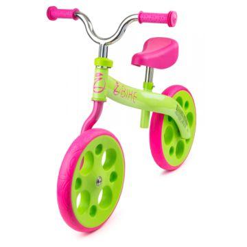 Беговел Zycom Zbike (зелено/розовый)