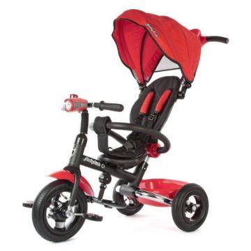 Трехколесный велосипед Moby Kids Junior-2 (Красный)