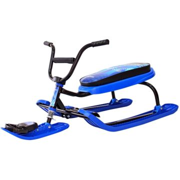 Снегокат RT Penguin Sport (синий)