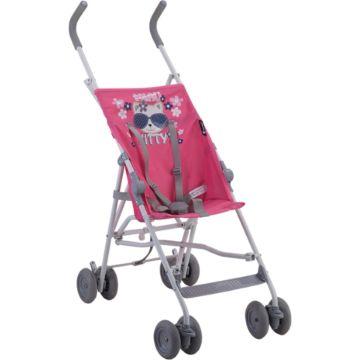 Коляска-трость Bertoni Lorelli Flash (розовый/pink kitty 1723)