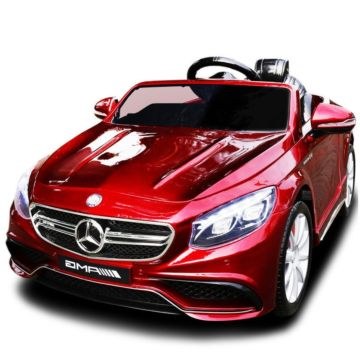 Электромобиль Coolcars Mercedes Benz S63 Luxury 2.4G (красный)