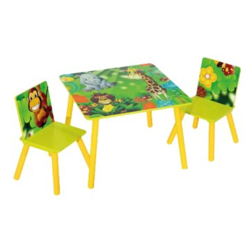 Комплект детской мебели Sweet Baby Duo Safari