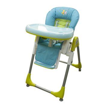 Стульчик для кормления Baby Ace (голубой)