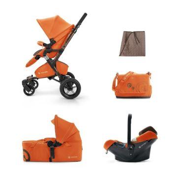 Коляска 3 в 1 Concord Neo Mobility Set L.E. (Rusty Orange 2015)