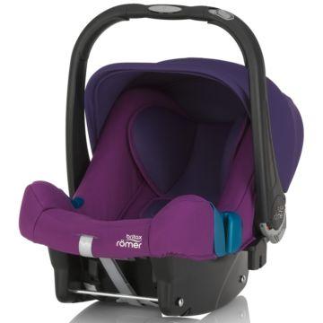 Автокресло Britax Romer Baby-Safe Plus II SHR Mineral Purple Trendline