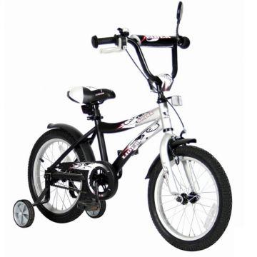 """Детский велосипед Velolider Shark 16"""" Серый/Черный"""