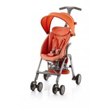 Коляска прогулочная GB T-Bar Printed Orange