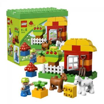 Конструктор Lego Duplo 10617 Моя первая ферма