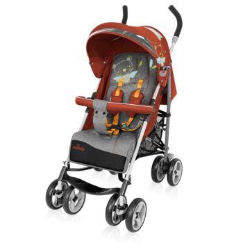 Коляска-трость Baby Design Travel Quick (оранжевая)
