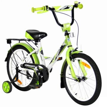 "Детский велосипед Velolider Orion 18"" Белый/Зеленый"