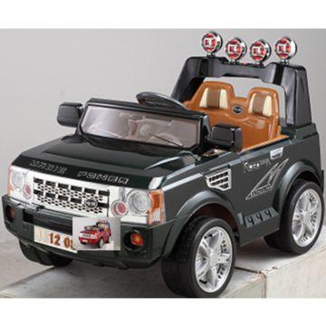 Электромобиль Joy Avtomatic Rover J012c пультом управления (зеленый)