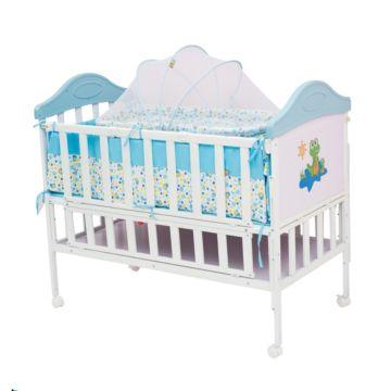 Кроватка детская Babyhit Sleepy Extend (blue)