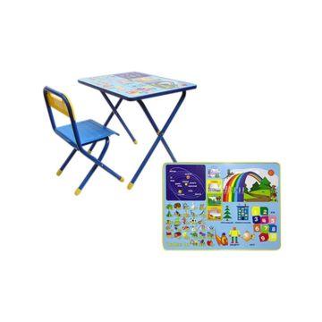 Комплект детской мебели Дэми №1 Радуга