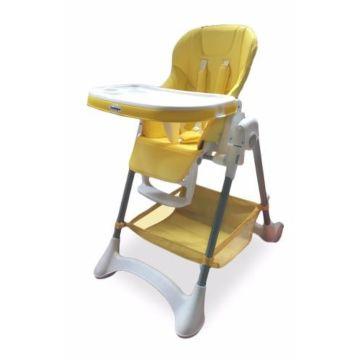 Стульчик для кормления Indigo Joy (желтый)