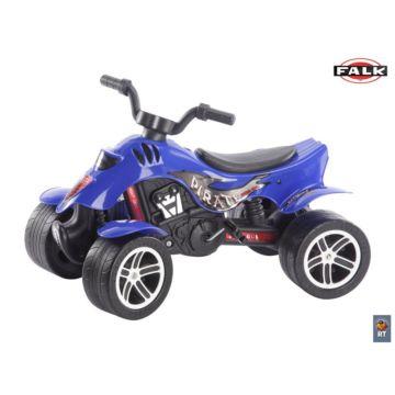 Квадроцикл на педалях Falk (синий)