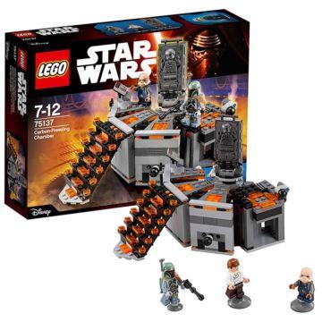 Конструктор Lego Star Wars 75137 Звездные войны Камера карбонитной заморозки