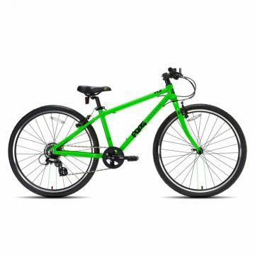 """Подростковый велосипед Frog Bikes 69 26"""" (зеленый)"""