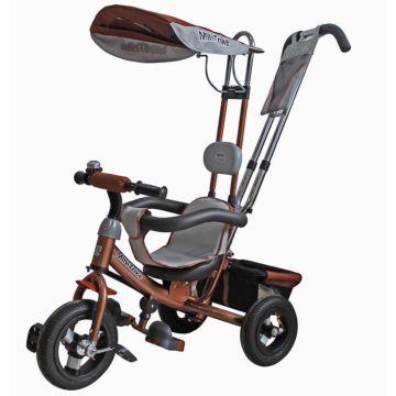 """Трехколесный велосипед Mini Trike с надувными колесами 10"""" и 8"""""""