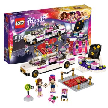 Конструктор Lego Friends 41107 Подружки Лимузин