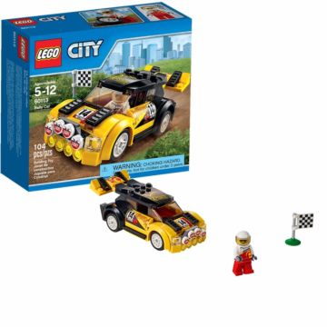 Конструктор Lego City 60113 Город Гоночный автомобиль