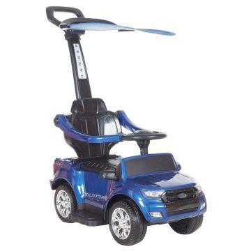 Каталка Ford Ranger с козырьком Покраска (синяя)