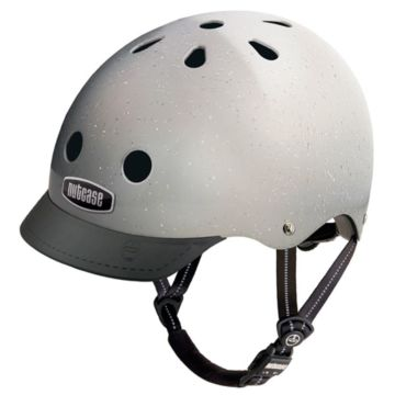 Шлем Nutcase Street Helmet Silver Sparkle-S