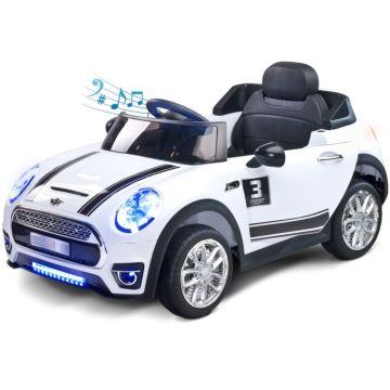 Электромобиль Toyz Maxi (белый)