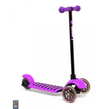 Самокат Y-bike Glider Deluxe Mini (фиолетовый)