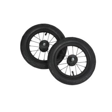 Колеса надувные для беговела Runbike (алюминиевая втулка)