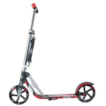 Самокат Hudora Big Wheel RX-Pro 205 New (красный)