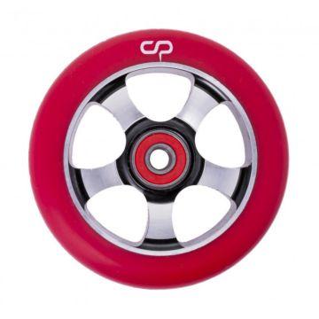 Колесо для самоката Crisp Spoke Wheel (красный)