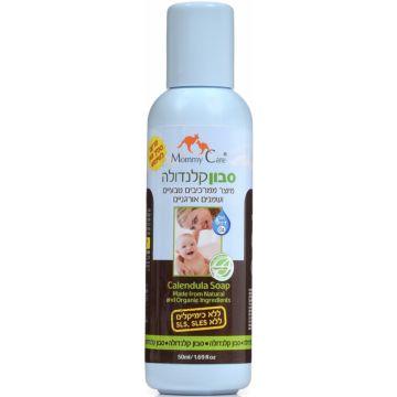 Органическое мыло жидкое Mommy Care Мини-продукт 50 мл