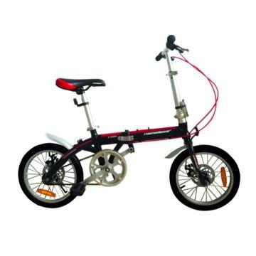 """Велосипед Nameless F016D 16"""" складной (черный)"""