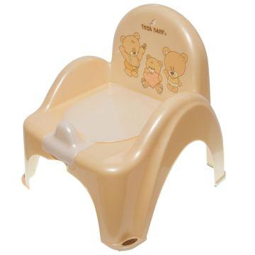 Горшок-стульчик Tega Baby (Мишка)