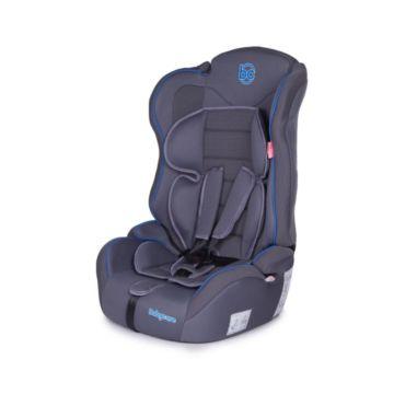 Автокресло Baby Care Upiter Plus (серо-синее)