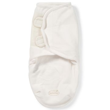 Конверт Summer Infant SwaddleMe Micro Fleece S/M (кремовый)