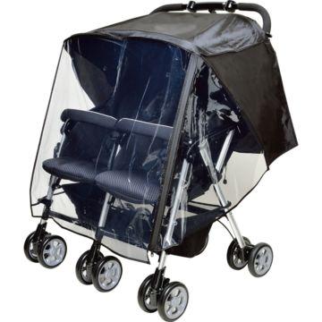 Дождевик Combi Rain Cover для коляски Spazio Duo