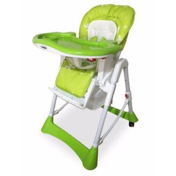 Стульчик для кормления Indigo Smart (зеленый)