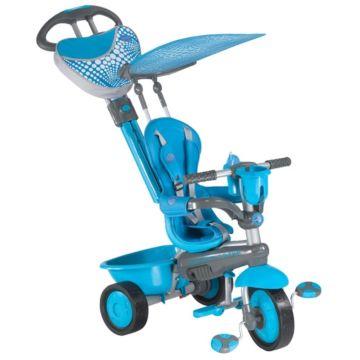 Трехколесный велосипед Smart Trike 3 В 1 Зоо Дельфин