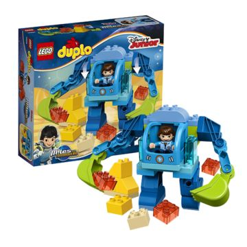Конструктор Lego Duplo 10825 Экзокостюм Майлза