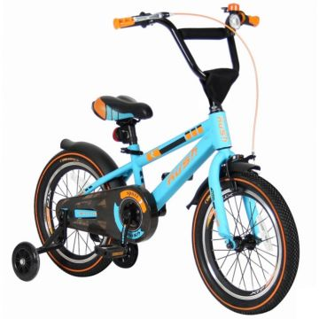 """Детский велосипед Velolider Rush Sport 16"""" Голубой"""