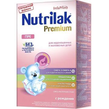 Сухая молочная смесь Nutrilak Premium Pre (с 0 мес.) 350 г