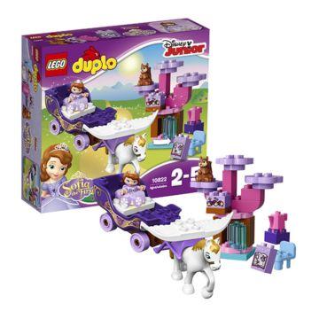 Конструктор Lego Duplo 10822 Волшебная карета Софии Прекрасной