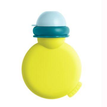 Поильник силиконовый Beaba Babypote Neon