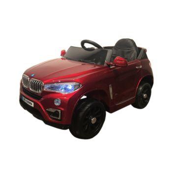 Электромобиль ToyLand BMW X6 (красный)